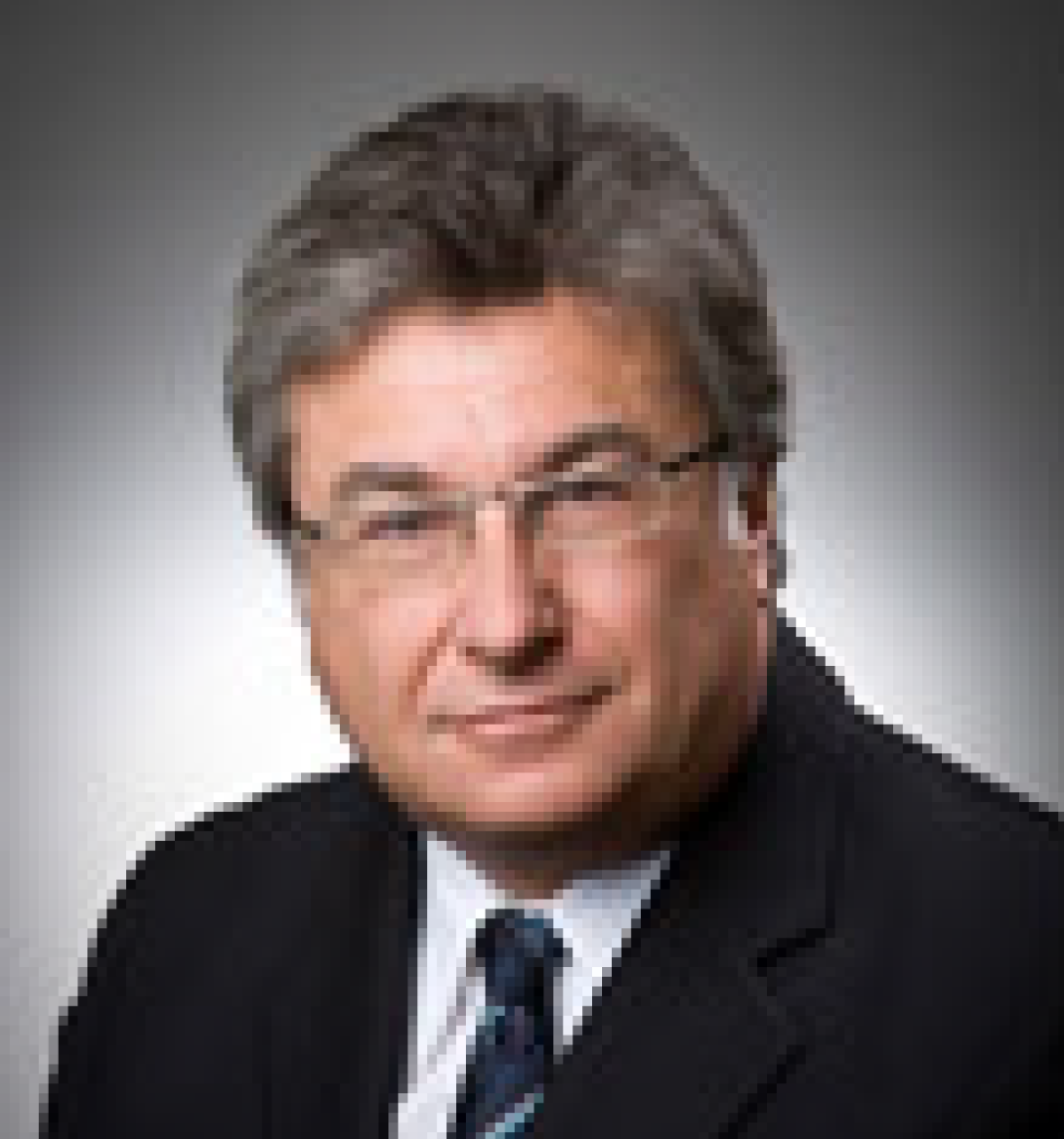 Construction Labour Relations Speaker David P. Jacobs