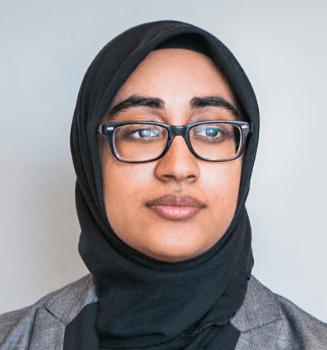 Construction Labour Relations Speaker Aminah Hanif